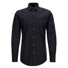 "BOSS Black - Jerris blue Shirt - 15.5""/39cm - *NEW WITH TAGS* RRP £99"