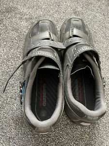 Shimano MO89 Cycling Shoes Size 11 UK WIDE Fitting +  Cleats SM-SH51