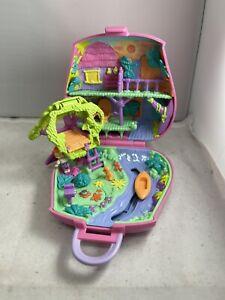 Polly Pocket 1995 Jungle Adventure - Bluebird Toys