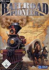 PC Computer Spiel Railroad Pioneer NEU NEW