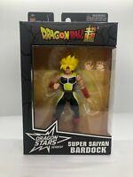 Dragon Ball Super Dragon Stars Super Saiyan Bardock Action Figure Brand New