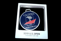 US Open Souvenir Pebble Beach Golf Bag Tag PGA Gift Links New 2019 Sealed