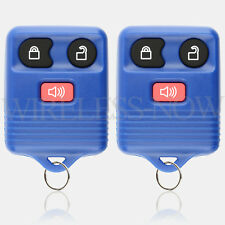 2 Car Entry Remote Navy For 2005 2006 2007 2008 2009 2010 Mercury Mountaineer