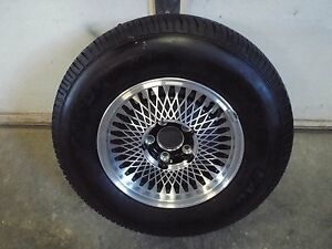 Plugged Goodyear Tire-Wheel 1991 1992 93 1994 1995 1996 Chevrolet Caprice Chevy