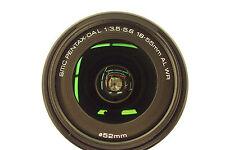 smc  Pentax DA-L 18-55 mm AL  WR Objektiv gebraucht