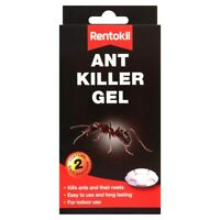Rentokil Indoor Home Ant and Nest Killer Gel Twin Pack Pest- FA115