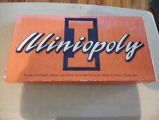 Vintage Illiniopoly Board Game 1986 University of Illinois
