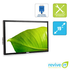 """Dell Ultrsharp 1909W 19"""" 1440x900 16:10 TFT LCD Widescreen Monitor ONLY -GradeB"""