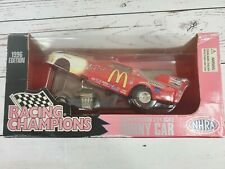McDONALD'S FUNNY CAR DIE-CAST REPLICA 1996 RACING CHAMPIONS 1/24 Scale Premier