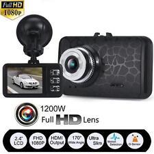 1080P HD Auto Dash Cam G-sensor IR Visione Notturan Veicolo DVR Video Camera