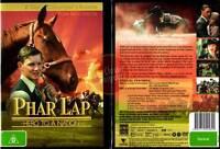 PHAR LAP HERO TO A NATION 2-DVD Melbourne Cup pharlap (Region 4 Australia)