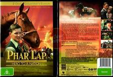 PHAR LAP HERO TO A NATION 2-DVD Melbourne Cup pharlap (Region 4 Australia)