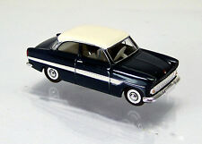 Brekina 19317 Ford 12m Limousine ozeanblau weiß Scale 1 87 NEU OVP
