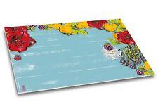 """Schreibtischunterlage Papier  """"Mon petit Jardin"""" 40 Blatt DIN A2 I Blumen Garten"""