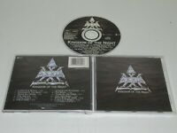 Axxis ‎–Kingdom Of The Night / Emi Electrola ‎– 0777 7 91829 2 3 CD Album