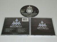 Axxis –Kingdom Of The Night / Emi Electrola – 0777 7 91829 2 3 CD Album