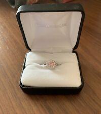 Avon Jada Floral Diamondesque In Size Q
