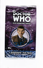 Doctor Who Signature Series 2018 Sealed Pack - 1 Autograph