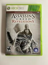 ASSASSINS CREED REVELATIONS (XBOX 360) REPLACEMENT CASE NO GAME