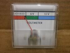 Christie Battery 6 & 12  Volts Test Meter #537712-003
