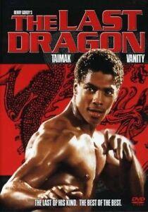 The Last Dragon (Taimak) Region 4 New DVD