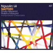 "NGUYEN LE ""SAYUKI""  CD ---------10 TRACKS--------- NEU"