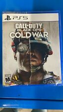 Call of Duty: Black Ops Cold War - Sony PlayStation 5, 2020
