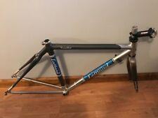 Lemond Versailles 50cm Carbon fiber and steel Road bike frameset