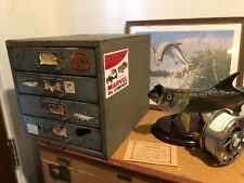 Drawer set for fishing tackle and lures