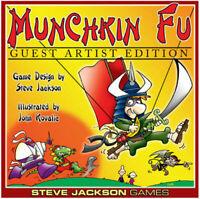 Munchkin Merchant Hireling Promo Card John Kovalic Art Steve Jackson Games NEW!