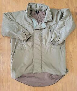 Halys Sekri PCU Level 7 Jacket Type II Primaloft Extreme Cold Weather LARGE