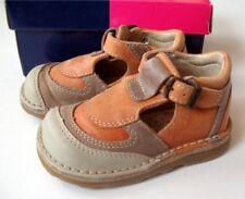 Sandales tricolores ASTER Taille 22 - Fermeture à bopucles