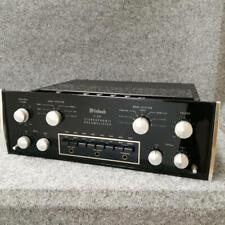 MCINTOSH control amplifier C28 AC100V Working Properly #9898