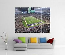 DALLAS COWBOYS STADIUM GIANT XL WALL ART PRINT PHOTO POSTER J33