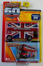 Matchbox 60th Anniversary Series #04 ROUTEMASTER BUS