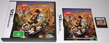 Nintendo DS - INDIANA JONES 2 - THE ADVENTURE CONTINUES - complete