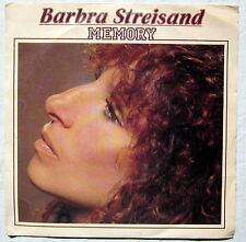 (s) Single S - MEMORY - Barbra Streisand