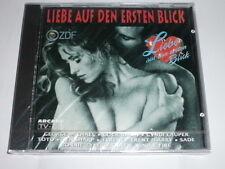 ZDF LIEBE AUF DEN ERSTEN BLICK ARCADE CD NEU & OVP MIT TOTO BROS BANGLES SADE ..