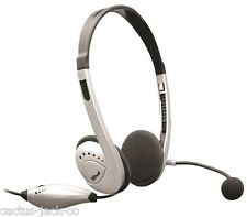 TRUST HS-2500 PRIMO 13356 MULTIMEDIA HEADSET & MICROPHONE