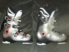 New listing RED BLACK AND WHITE MY CUSTOM FIT SALOMON SNOWBOARDING BOOTS