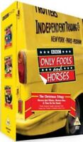 Nuovo Only Fools And Horses - Natale Trilogia DVD