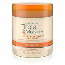 Neutrogena Triple Moisture Deep Recovery Hair Mask (6oz/ 170g)