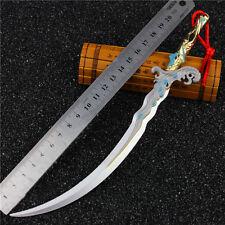 The legend of Chinese sword Jian Wang 3 Full metal zither sword 浮沉照影刀