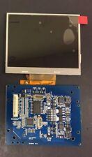 "3.5"" 320x240 Tianma LCD Screen Display Panel TM035KDH03 w Controller Board Cable"