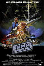 "THE EMPIRE STRIKES BACK Movie Poster [Licensed-NEW-USA] 27x40"" Star Wars (A)"