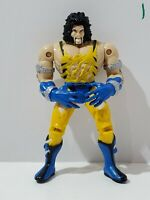 2000 Toy Biz Marvel X-Men Classics Battle Ravaged Wolverine Loose Action Figure