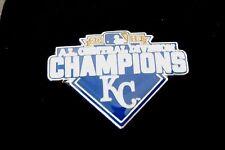 2015 KC Kansas City Royals A.L. Central Division Champions pin champs MLB