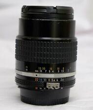 Nikon NIKKOR 105mm F/2.5 AI-S Manual Focus Lens