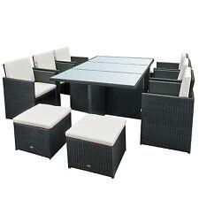Garten-Tische & Stuhl-Sets aus Aluminium mit bis zu 8 Sitzplätzen