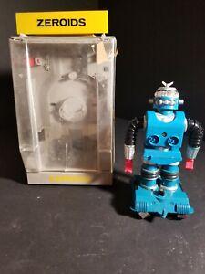 Vintage 1968 Zeroids Robot ideal original box